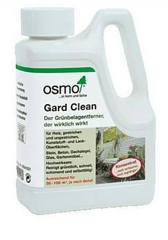 Засіб для видалення зеленого нальоту OSMO GARD CLEAN 6606 безбарвне