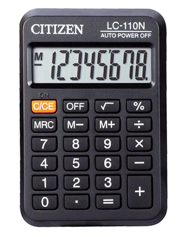 Кишеньковий Калькулятор Citizen LC-110