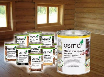 Олія для дерева OSMO