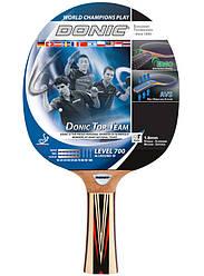 Ракетка для настольного тенниса Donic Top Teams 700 7625 ES, КОД: 1552580