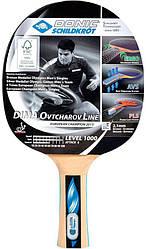 Ракетка для настольного тенниса Donic Ovtcharov 1000 FSC 9431 ES, КОД: 1552694