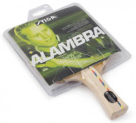 Ракетка для настольного тенниса Stiga Alambra Crystal hubfPcF07789 ES, КОД: 1711369