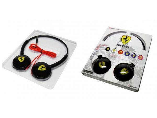 Наушники MDR KZ 70 Ferrari
