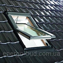 Вікно мансардне Designo WDT R69P H N WD AL 07/11 EF