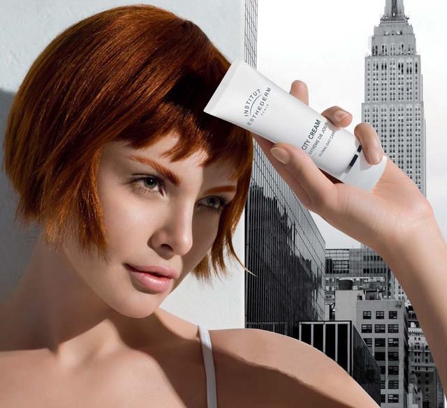 Защита кожи в мегаполисе - Protection System