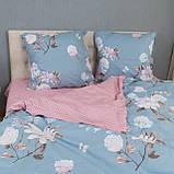 Комплект постельного белья Le Confort «Нежные цветы» 200x220 Бязь, фото 3