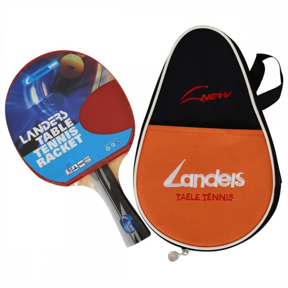 Ракетка для настільного тенісу Landers 5 star , в чохлі