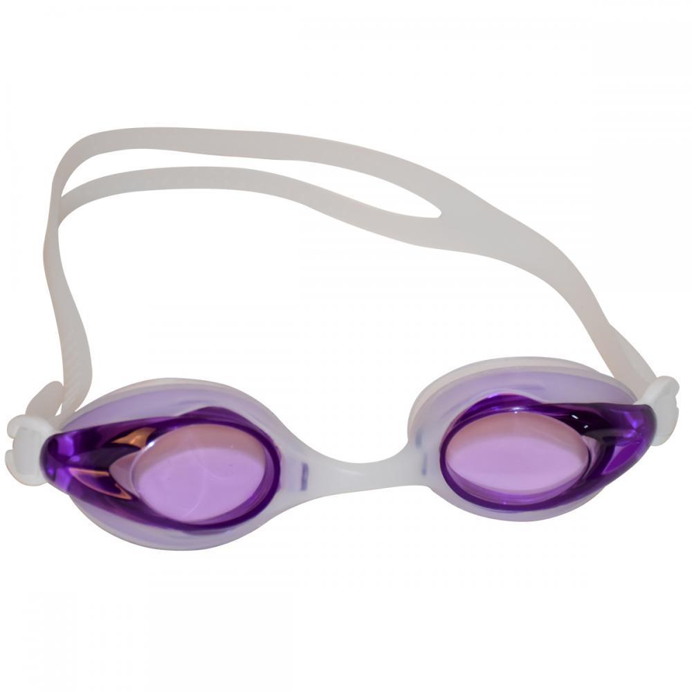 Окуляри для плавання дорослі J7900-5. Колір фіолетовий.