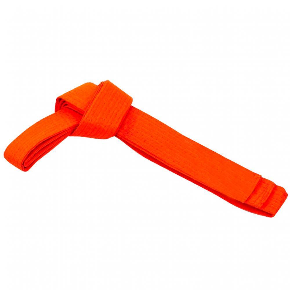 Пояс для кімоно Matsa 0040-300-9 помаранчевий 3,0 м
