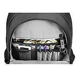 Рюкзак міський Sumdex 377Black, фото 3