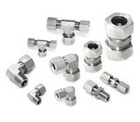 Компрессионные (обжимные фитинги)  по стандарту DIN 2353