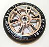 Колеса для трюковых самокатов Scooter Wheel 110 Silver, Gold, черные, фото 2