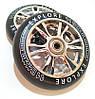 Колеса для трюковых самокатов Scooter Wheel 110 Silver, Gold, черные, фото 6