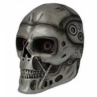 "Маска FMA Wire Mesh ""T800"" silver Mask, фото 1"