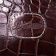Дорожная сумка DESISAN Desisan кожаная, 30 л, фото 7