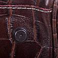 Дорожная сумка Desisan кожаная, 30 л, фото 9
