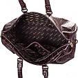 Дорожная сумка DESISAN Desisan кожаная, 30 л, фото 6
