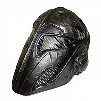 "Маска FMA Wire Mesh ""Templar"" Mask Gold"