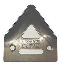 Сегмент John Deere мелкий зуб 207929