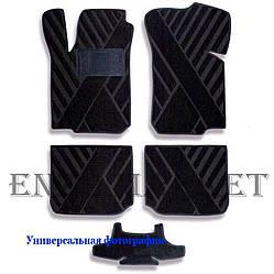 Текстильные коврики в салон Tesla Model Y 2020- (AVTO-Tex)
