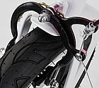 Детский велосипед, 16 дюймовые колеса, алюминиевые диски, бутылочка, магниевая рама, звонок, Corso 83564, фото 8