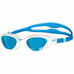 Очки для плавания Arena THE ONE 001430-818 Light Blue-White hubUBCD87976 ES, КОД: 1795331