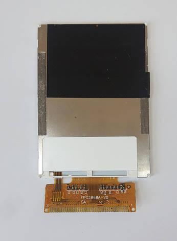 Дисплей для explay A240 fpc2868a-v0 оригинал б.у., фото 2