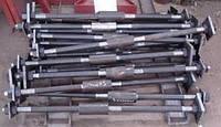 Фундаментний Болт тип 3 ГОСТ 24379.1-80 діаметром від М24 до М64