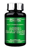 Витамины Scitec Nutrition Mega Daily One Plus 60 caps