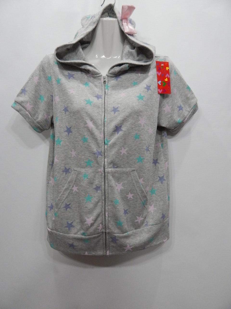 Толстовка  женская фирменная с капюшоном Oversize etienne UKR 44-46 р. 077PT