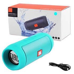 Bluetooth-колонка CHARGE MINI II+, c функцией speakerphone, радио, mint