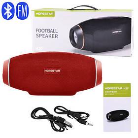 Bluetooth-колонка HOPESTAR-H20X, StrongPower, c функцией speakerphone, PowerBank, red