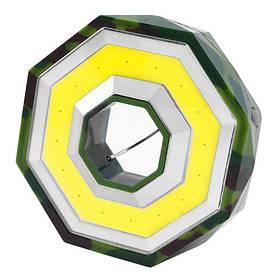 Ліхтар кемпінг BL-983-COB, петля для підвісу, магніт, 3xAA