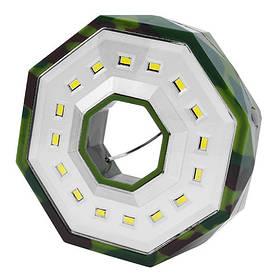 Ліхтар кемпінг BL-983-16SMD, петля для підвісу, магніт, 3xAA