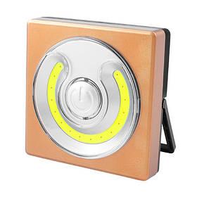 Ліхтар кемпінг WH001-COB, магніт, настільна підставка, 4хААА