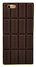 Силиконовый чехол с ароматом шоколада для iphone 5/5S