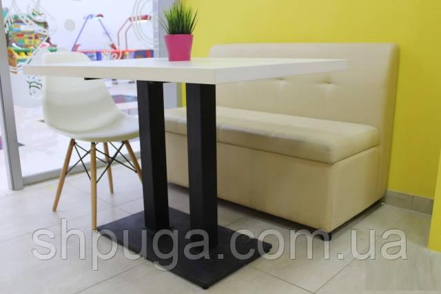 Стол барный Роатан прямоугольный, 120 * 60 см