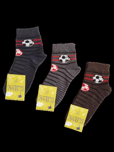 Шкарпетки дитячі на хлопчиків бавовна стрейч Україна розмір 18-20. Від 6 пар по 7,50 грн