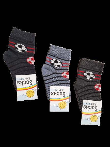 Шкарпетки дитячі на хлопчиків бавовна стрейч Україна розмір 14-16. Від 6 пар по 7,50 грн