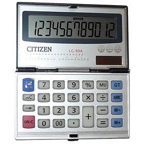 Калькулятор CITIZEN 80а