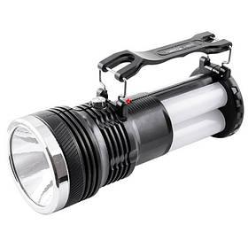 Ліхтар переносний Luxury 2881, 1W+24SMD, ЗУ 220V, вбудований акумулятор