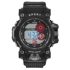 Часы наручные HY-972, электронные, с подсветкой