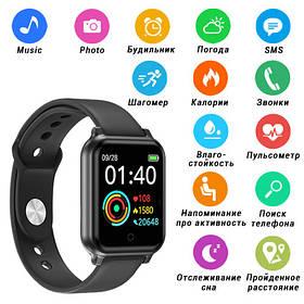 Smart Watch T70, black