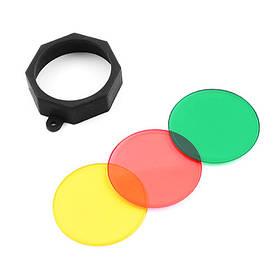 Фільтри BL-WD-2, 35 мм, 3 кольори