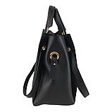 Женская замшевая mini сумка-шоппер Mісhаеl Коrs (в стиле Майкл Корс) с отстёгивающейся косметичкой, фото 4