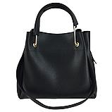 Женская замшевая mini сумка-шоппер Mісhаеl Коrs (в стиле Майкл Корс) с отстёгивающейся косметичкой, фото 5