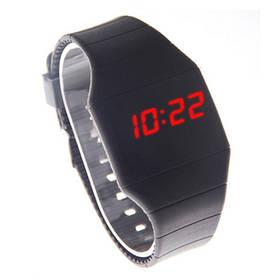 Часы наручные 1008 LED сенсор
