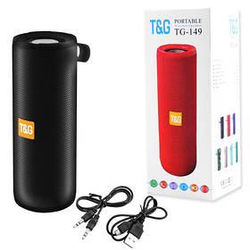 Bluetooth-колонка SPS UBL TG149, с функцией радио, speakerphone, Power Bank, black
