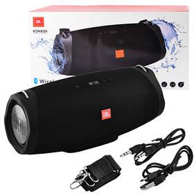 Bluetooth-колонкаXTREME (HUGO) BOMBOX, speakerphone, PowerBank, black