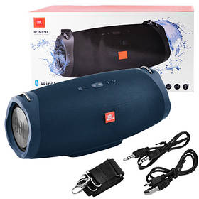 Bluetooth-колонка XTREME (HUGO) BOMBOX, c функцией speakerphone, PowerBank, dark blue